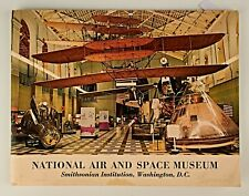 * National Air and Space Museum Washington DC History Book 1972