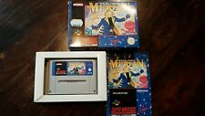 Young Merlin SNES OVP + Anleitung (Super Nintendo Entertainment System, 1994)