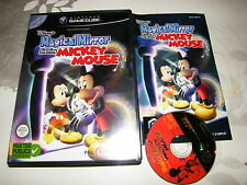 @ DISNEY MAGICAL MIRROR STARRING MICKEY MOUSE @ JEU NINTENDO GAMECUBE - COMPLET