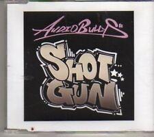 (BX580) Audio Bullys, Shotgun - 2011 DJ CD