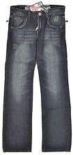 Beets ●● Colore Blu Scuro Jeans Leggermente Slavati Out/destroyed tg. 164 NUOVO M. et.
