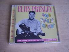 ELVIS PRESLEY - GOOD ROCKIN' TONIGHT 14 TRACK CD - NEW & SEALED