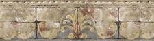 ARCHITECTURAL Stone BATH ROOM Wallpaper Border AR77965