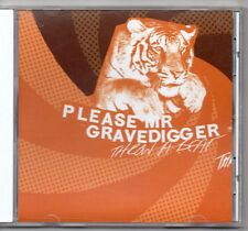 Please Mr Gravedigger - Throw A Beat EP CD
