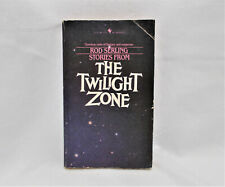 Stories From The Twilight Zone By Rod Serling 1983 Vintage Bantam Paperback Book