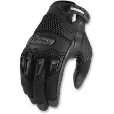 Icon Twenty-Niner CE Street Motorcycle Riding Black Gloves