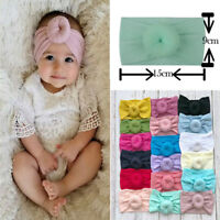 1Pc Head wrap hairband hair accessories turban baby headband TO