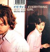 Everything But The Girl ‎CD Single Walking Wounded - Europe (VG/EX)