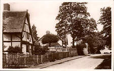 Wootton. A Peep at Hill # 1586 by Bedford Real Photo Picture Post Cards.