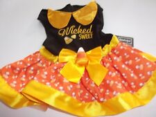 WICKED SWEET Dog Dress Costume Halloween new pet  XS S M L Bootique large small