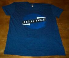 WOMEN'S TEEN THE NATIONAL Sunspots T-shirt LARGE NEW Band