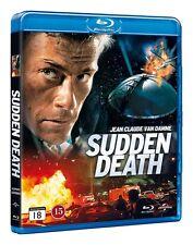 Sudden Death (Region Free) Blu Ray
