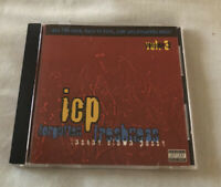Insane Clown Posse - Forgotten Freshness vol. 3 CD PSY4003 Press twiztid eminem