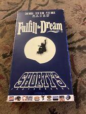 Shorty's Skateboards FULFILL THE DREAM Video Tape VHS 1998 Muska Smolik Olson