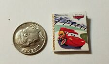 Miniature Book Disney Pixar Cars Movie Barbie 1/12 Scale Boy Toy