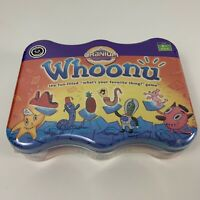 Cranium Whoonu Board Game New Sealed Tin Ages 8+  2005 New Sealed
