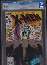 The Uncanny X-Men #244 CGC 9.6 NM+ near mint 1st Jubilee Stan Lee Marvel Comic