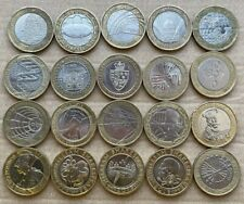 More details for 20 x £2 coins two pound coin job lot 2 pounds inc london olympic centenary