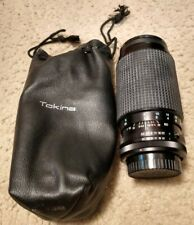 Canon Tokina 80-200mm 1:3.5 - 4.5 Mint Condition Made In Japan