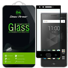 2x Dmax Armor for BlackBerry Motion Tempered Glass Full Cover Screen Protector