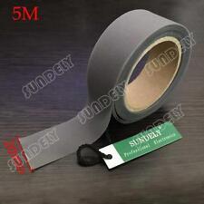 5M 20mm Seam Sealing Tape Iron On Hot Melt Wetsuit Tape Dry Suit Scuba Dark Grey