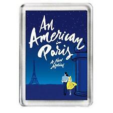 An American In Paris. The Musical. Fridge Magnet.