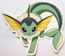 Vaporeon - Pokemon Vinyl Sticker - Eeveelution