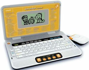 14093524/K14 Vtech® Kindercomputer »Schulstart Laptop E - orange« ab 6 Jahren