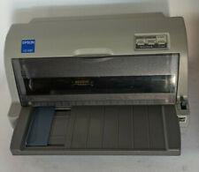 EPSON LQ-630 Nadeldrucker Matrixdrucker - inkl. Rechnung TOP sehr guter Zustand