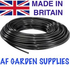 4mm Micro Garden Irrigation Pipe/Hydroponics/Watering Tube (10 meter roll)