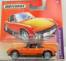 MatchboxVW Porsche 916-6Orange#16