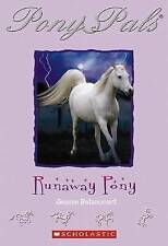 Pony Pals Runaway Pony by Jeanne Betancourt (Paperback, 2005) Tween New Book!