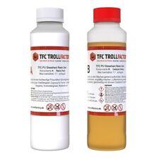 PUR Giessharz Resin 2min schnell Modelbau PU Polyurethan 1zu1 (500g+500g) TFC