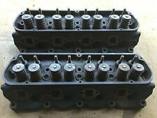 USED FORD 289 CYLINDER HEADS C4OE 1964 65 MUSTANG FAIRLANE FALCON