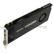 NVIDIA IBM Quadro K4000 GPU 3GB GDDR5 PCIe x16  2.0 x16 Video Card 03T8312