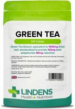 Green Tea Extract 1000mg -slimming, diet, weight loss- (100 tablets) [0908]