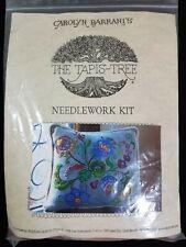 Carolyn Barrani Cambridge Pillow Needlework Kit The Tapis Tree