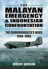 THE MALAYAN EMERGENCY AND INDONESIAN CONFRONTATION - NEW PAPERBACK BOOK