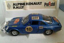 #POLISTIL# ALPINE RENAULT 1/25, SUPERMINT IN BOX