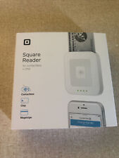 New ListingSquare Contactless & Chip Credit Card Reader A-Sku-0485 New In A Open Box