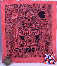 Ethnic Dragon Print Tapestry Wall Hanging Hippie Bedspread Bed Sheet Tapestries