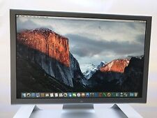 "Apple 23"" Cinema Display Monitor A1082 M9178LL/A With Power Adapter And Cord"