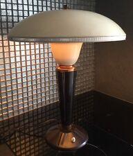 Lampe Jumbo Design 1930 Art-Déco Desk Lamp Vintage Tischlampe Bakélite