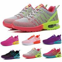 Women's Fashion Air Cushion Running Leisure Fitness Tennis Sports Casual Shoes