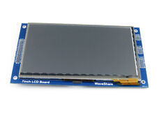 Ws 7inch Capacitive Touch Screen 800480 Multicolor Graphic Lcd I2c Interface