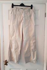 Gap Stretch Pantalones, Cintura 32, pierna 30, Beige