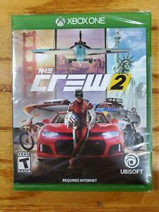The Crew 2 (Xbox One, 2018) *NEW*