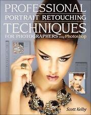 Professional Portrait Retouching Techniques for Photographers Using Photoshop (V