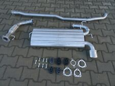 For Vauxhall Antara 2.0 CDTi 2006-2011 exhaust system silencer 5271