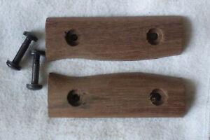 Lee Enfield SMLE P1907 Wood Grips & Screws Unused